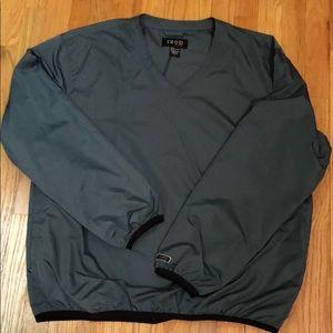 IZOD Mens Gray lightweight Pullover